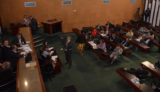 Três matérias devem ser votadas nesta segunda-feira no plenário da Assembleia - Foto: Divulgação | Ascom/Alba | 02.12.2014
