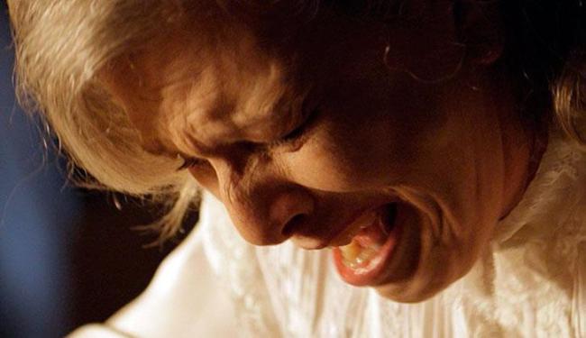 Condessa Vitória se desespera ao descobrir que atirou no próprio filho - Foto: Divulgação | TV Globo