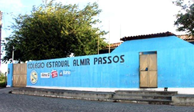 O exame não será mais realizado na Escola Almir Passos - Foto: Site Calila Notícis  Ag. A TARDE