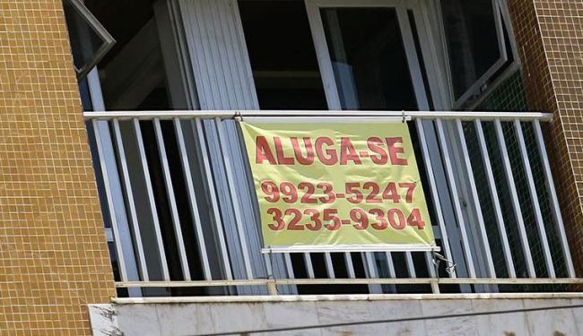 IGP-M afeta preço do aluguel e alta da energia - Foto: Marco Aurélio Martins | Ag. A TARDE
