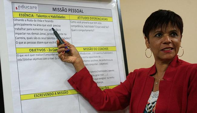 Ana deixou a carreira de gestora de RH e montou uma consultoria - Foto: Fernando Amorim | Ag. A TARDE