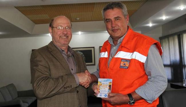 André Blumberg e Álvaro da Silveira firmaram parceria - Foto: Xando P. | Ag. A TARDE