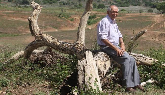 Antônio Torres é o escritor homenageado da Flica - Foto: Lúcio Távora | Ag. A TARDE