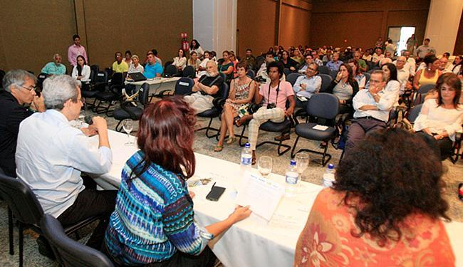 Reunião foi realizada no Grande Hotel Sesc, em Itaparica - Foto: Luciano da Matta l Ag. A TARDE