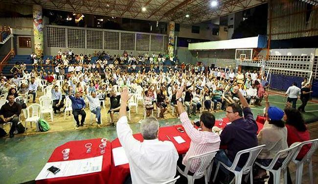 Assembleia aconteceu nesta quinta-feira, 1º - Foto: Divulgação | Sindicato