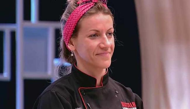 Mari foi eliminada do programa nesta quarta - Foto: Reprodução | TV Record