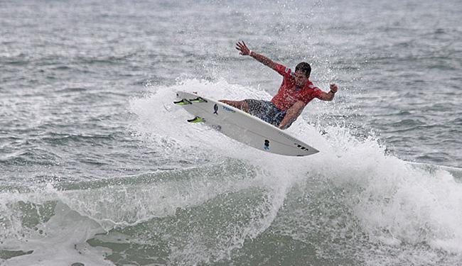 O baiano Bino Lopes é uma das principais atrações da competição; ele terá torcida especial - Foto: Fabriciano Jr. l Dendê Produções