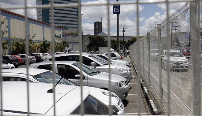 Shopping de Feira anuncia a cobrança para o dia 26 - Foto: Luiz Tito / Ag. A TARDE
