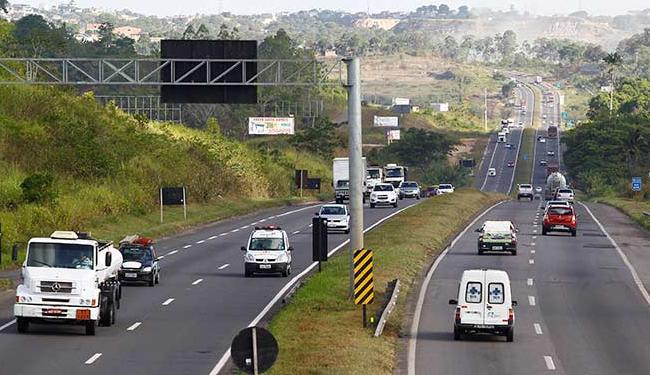 A interdição se faz necessária para a construção de um viaduto - Foto: Eduardo Martins | Ag. A TARDE