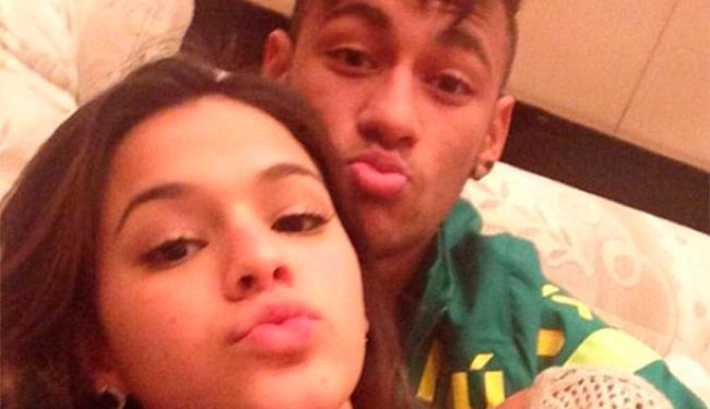 Neymar e Bruna estão separados há pouco mais de um ano - Foto: Reprodução