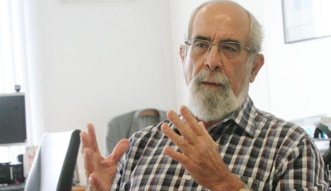Secretário da Casa Civil do Estado, Dauster, diz que Governo Federal errou ao não priorizar a Fiol - Foto: Luciano da Matta | Ag. A TARDE