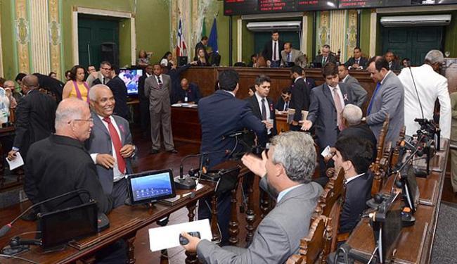 Os vereadores aprovaram por unanimidade projeto que institui o PPI - Foto: Antonio Queiroz l Divulgação
