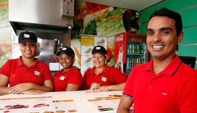 Campos abriu lanchonete em Feira de Santana - Foto: Luiz Tito | Ag. A TARDE