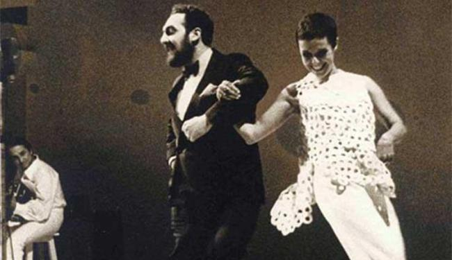 Miele estava feliz por aparecer em peça e filme sobre Elis Regina - Foto: Reprodução