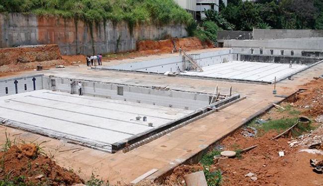 Segundo Setre, a obra ficará pronta no mês de dezembro - Foto: Divulgação | GovBa