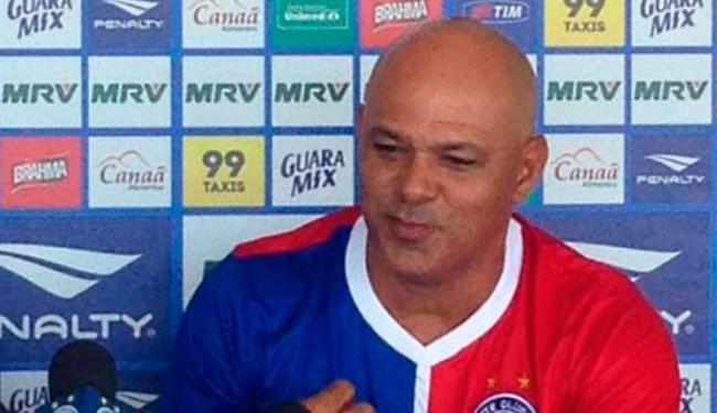 Bahia pretende manter Charles Fabian, pelo menos, até 2016 - Foto: Divulgação   ECBahia