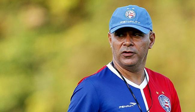 Charles revê nesta terça-feira, 20, o Tigre, contra o qual teve alegrias como técnico e jogador - Foto: Felipe Oliveira l E.C. Bahia