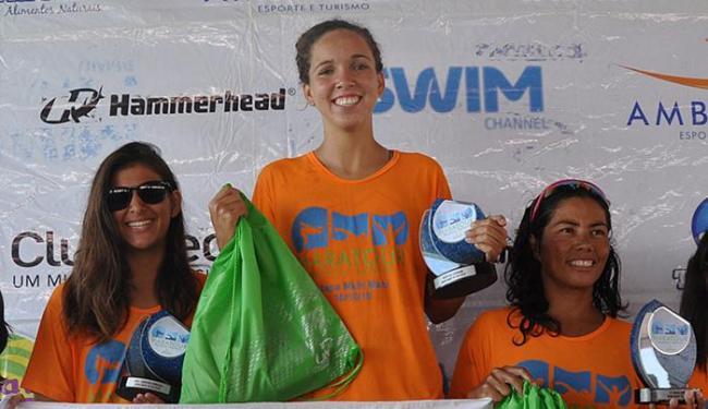 Márcia venceu a etapa Mahi Mahi e o Circuito Maratour 2015 - Foto: Divulgação