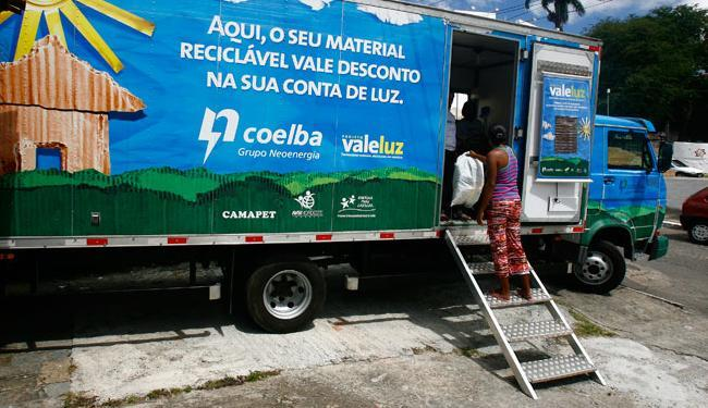 Nesta semana, o caminhão vai passar pelo Calabar, Fazenda Coutos III, São Caetano, dentre outros - Foto: Mila Cordeiro | Agência A TARDE