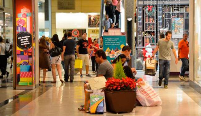 Há previsão de queda de 4,1% nas vendas - Foto: Reprodução | Agência Brasil