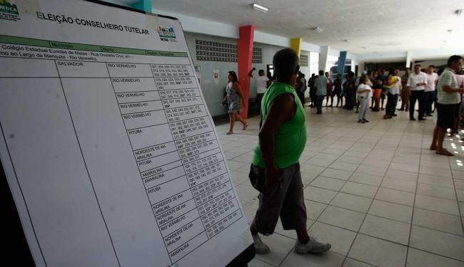 Conselheiro precisa ser votado por população - Foto: Gildo Lima | Ag. A TARDE | Arquivo