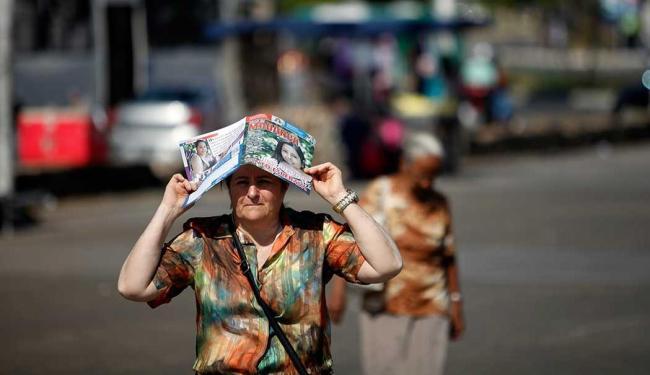 Temperatura deve aumentar cerca de 3ºC nos próximos anos - Foto: Raul Spinassé | Ag. A TARDE