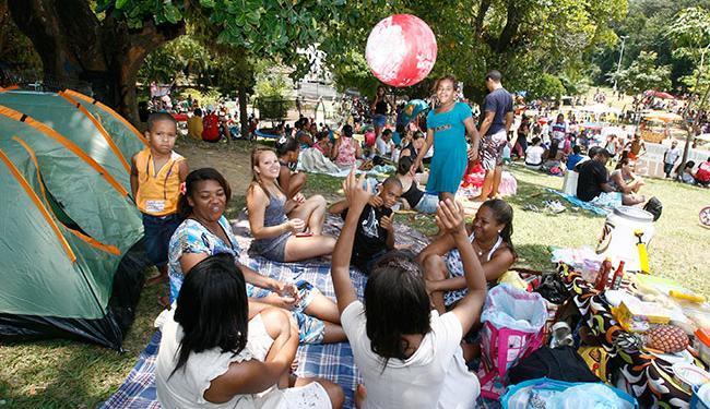 A ação será em homenagem ao Dia das Crianças - Foto: Arestides Baptista | Ag. A TARDE