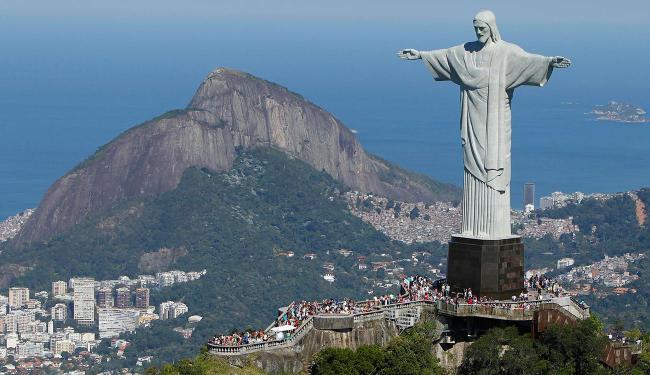 Cartão-postal Do Rio, Cristo Redentor Completa 84 Anos