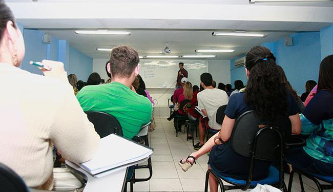 As aulas estão previstas para começar no dia 20 de outubro - Foto: Joá Souza | Ag. A TARDE