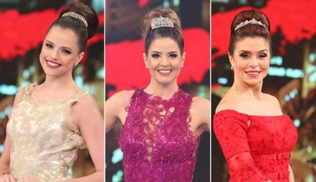 Agatha, Mariana e Françoise receberam mais votos do público e dos juradores - Foto: Divulgação | GShow