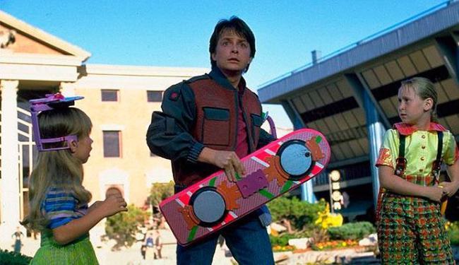 Skate voador era uma das previsões de