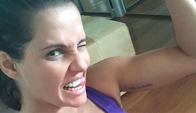 Deborah Secco tem mantido a forma malhando - Foto: Divulgação