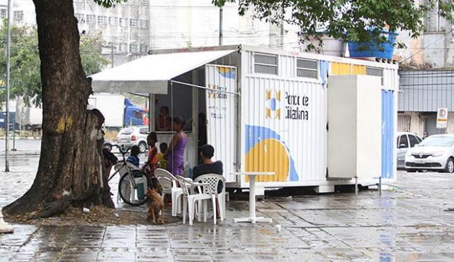 Dia de Visibilidade à População em Situação de Rua terá loja a céu aberto... - Foto: Edilson Lima l Ag. A TARDE