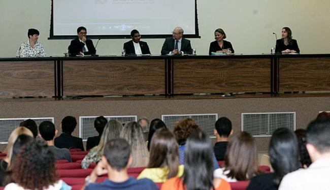 A 18ª Semana de Mobilização Científica da Ucsal será encerrada no sádado, em Salvador - Foto: Edilson Lima l Ag. A TARDE
