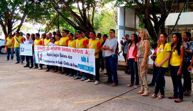 Trabalhadores de toda a Bahia fazem parte da audiência pública - Foto: Edilson Lima l Ag. A TARDE