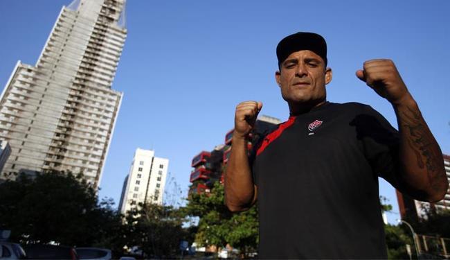 Leleco estreia no UFC dia 19 de dezembro - Foto: Raul Spinassé | Ag. A TARDE