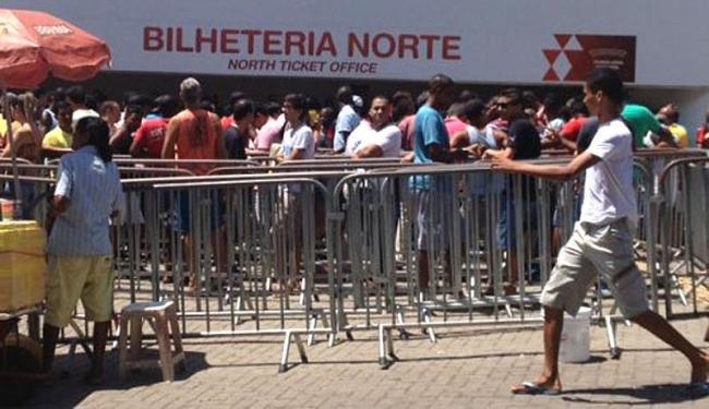 As vendas seguem na Fonte Nova e pela internet - Foto: Divulgação | E.C. Vitória