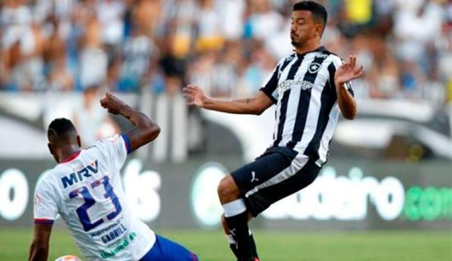 Com esse resultado, Bahia perdeu o conforto que tinha no quarto lugar - Foto: Divulgação | ECBahia