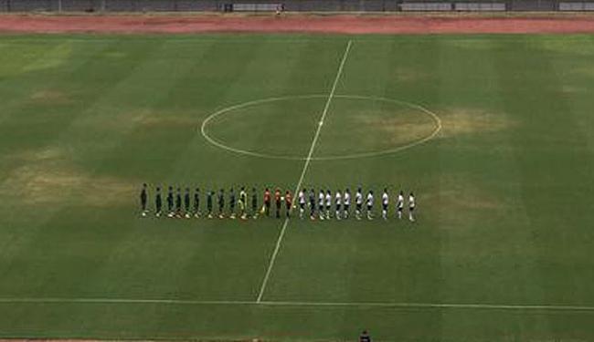 Na última terça-feira, 6, o time empatou em 1 a 1 com o Esmeraldino em Pituaçu - Foto: Divulgação   E.C.Bahia