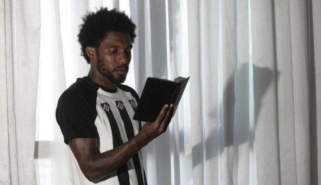 Jogador confessou que tinha vício em maconha e bebidas alcoolicas - Foto: Lúcio Távora | Ag. A TARDE