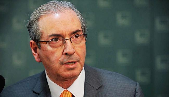 Cunha foi informado sobre o bloqueio de contas das quais é beneficiário