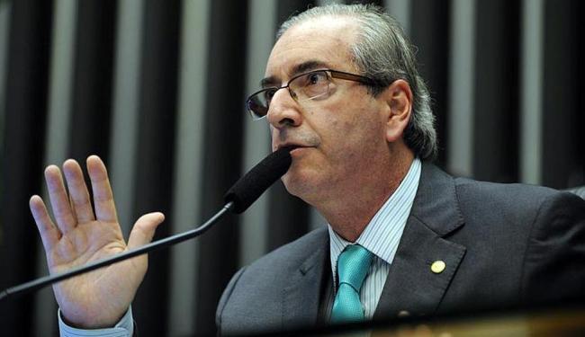 Eduardo Cunha (PMDB-RJ) é acusado por quebra de decoro parlamentar - Foto: Fabio Rodrigues Pozzebom   Ag. Brasil