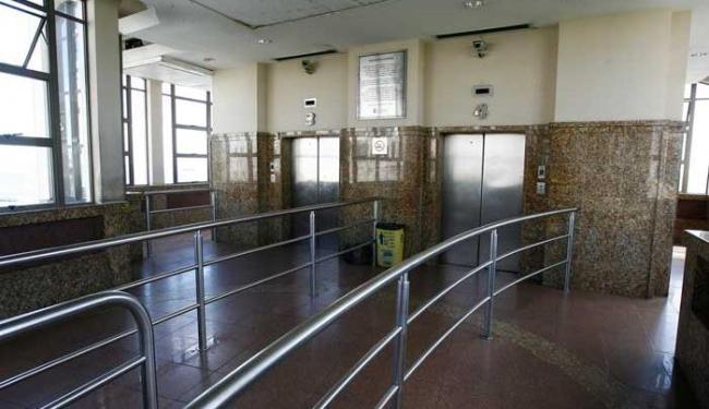 Não há informações sobre a motivação da pane no elevador - Foto: Xando Pereira   Ag. A TARDE