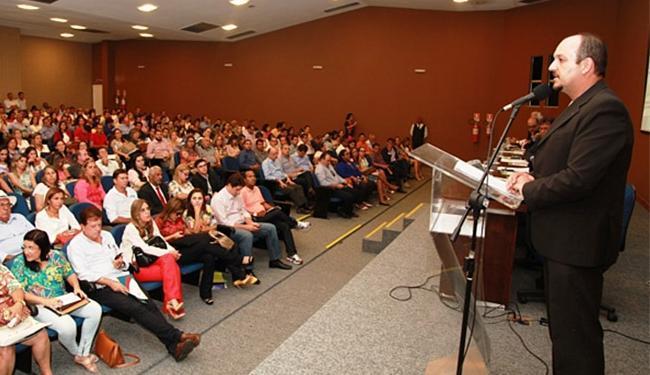 Gestores decidiram cobrar financiamento do governo, durante encontro na UPB - Foto: Divulgação l upb.org.br