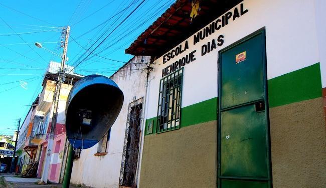 Os alunos só poderão retornar à escola quando expedido laudo pericial - Foto: Reprodução | Prefeitura de Itabuna