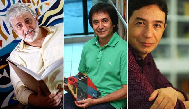 Fernando Oberlaender, Aleilton Fonseca e Marcus Vinícius Rodrigues são alguns dos envolvidos - Foto: Fernando Vivas - Fernando Amorim - Rejane Carneiro | Ag. A TARDE