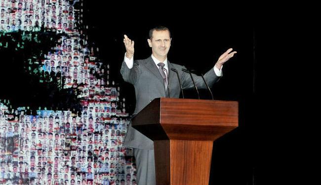 Assad estaria disposto a convocar eleições presidenciais antecipadas - Foto: Efe   Sana