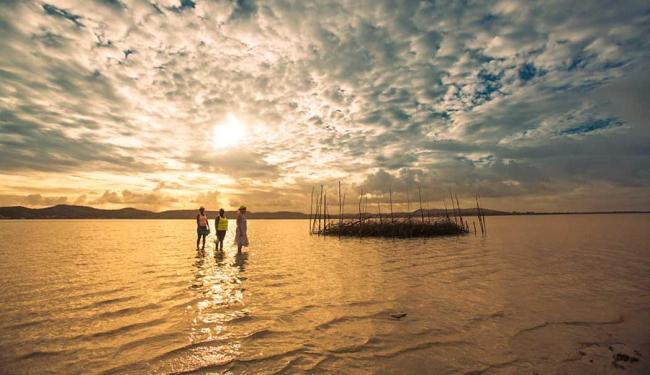 Filme mostra cotidiano de marisqueiras na Ilha de Vera Cruz - Foto: Fernando Naiberg | Divulgação