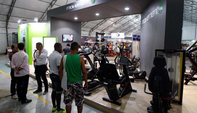 Evento realizado na Arena Fonte Nova incluiu feira, palestras e workshops - Foto: Fernando Amorim | Ag. A TARDE