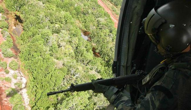 Aeronáutica confirma perseguição, mas nega que avião tenha sido abatido - Foto: Silvia Lopes | FAB | Divulgação